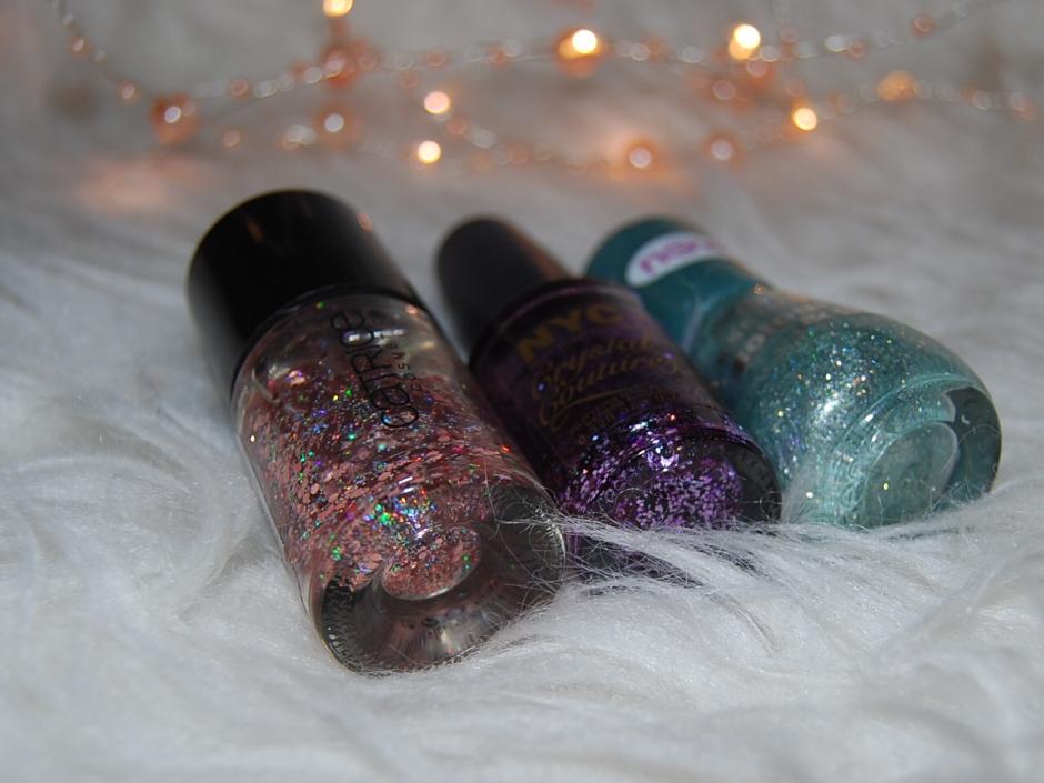 Christmas nails 001