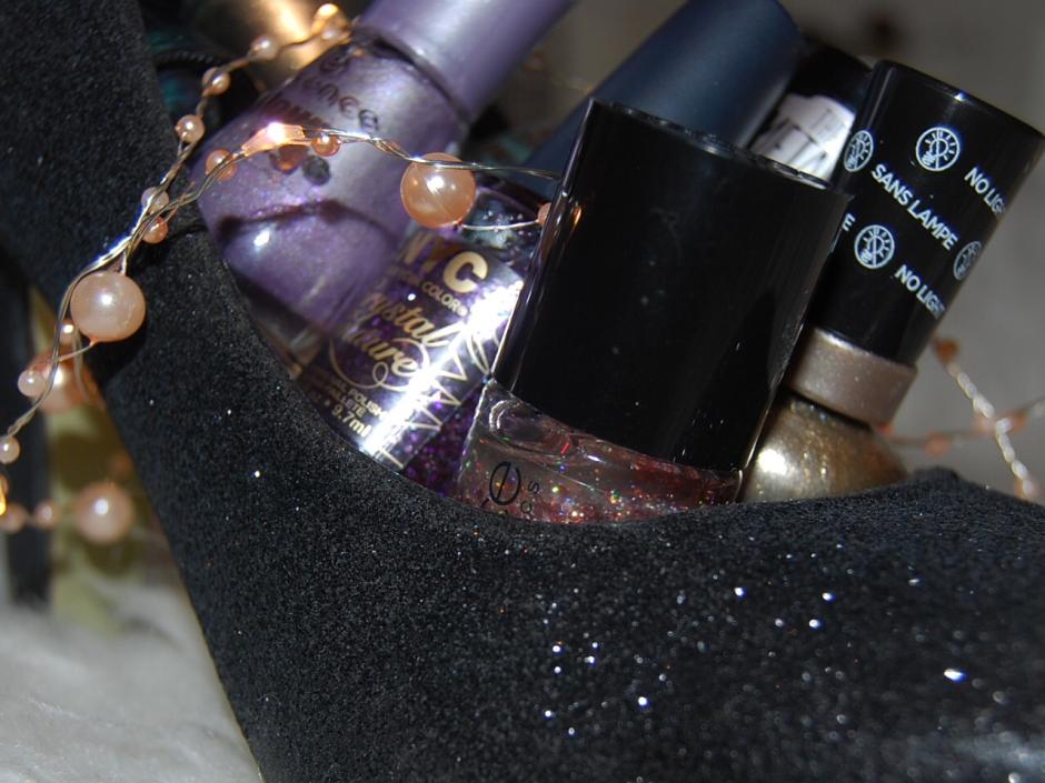 Christmas nails 011